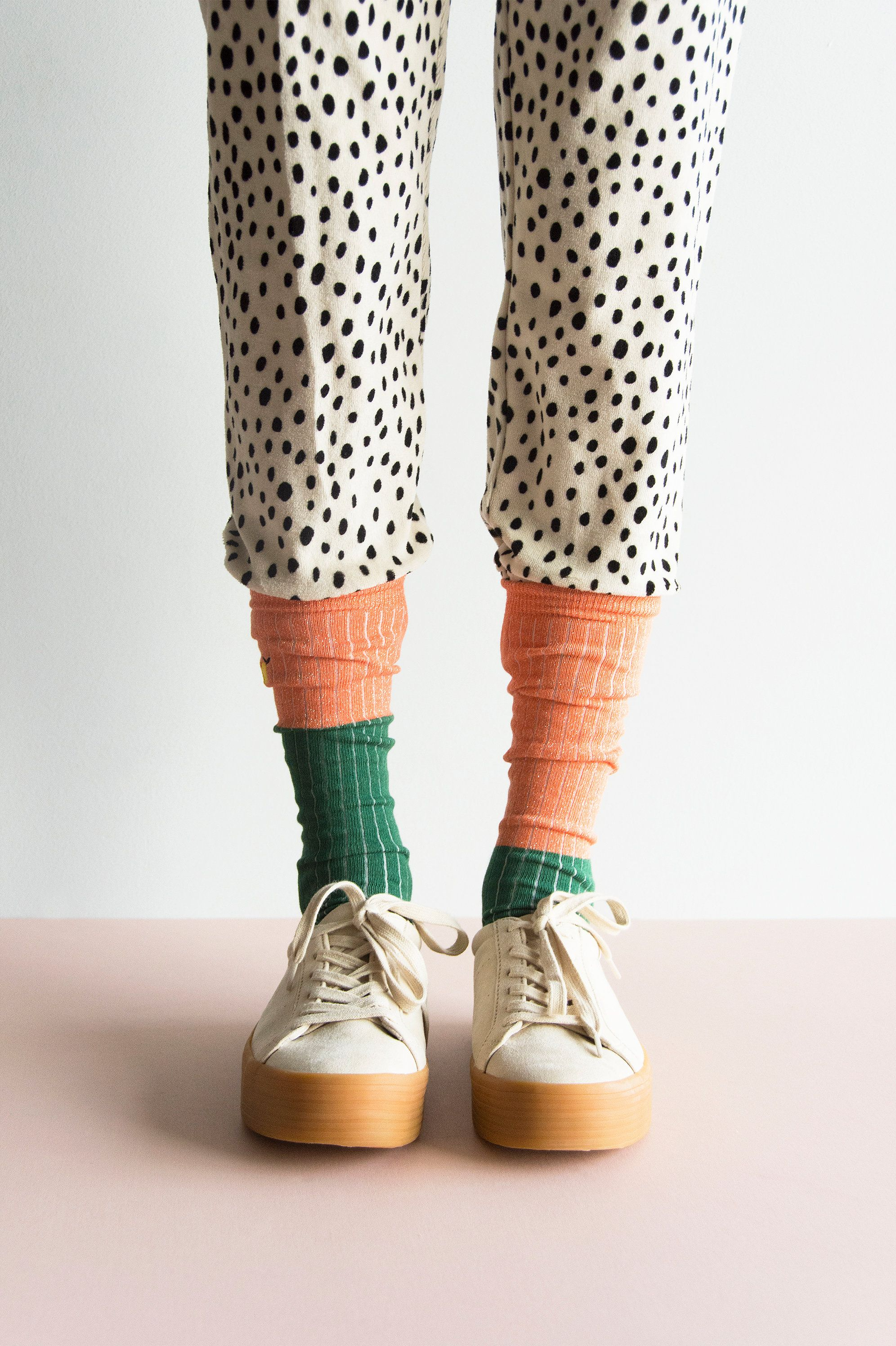 knee high socks   Sticky Lemon