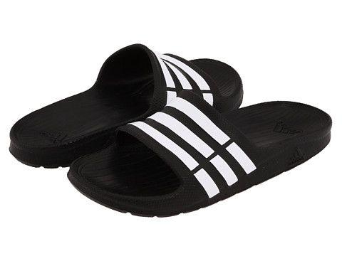 0e1559bc7e6a adidas Kids Duramo Slide (Toddler Little Kid Big Kid)
