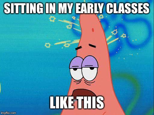 Spongebob Patrickstar Memes The Story Of My Life Pinte