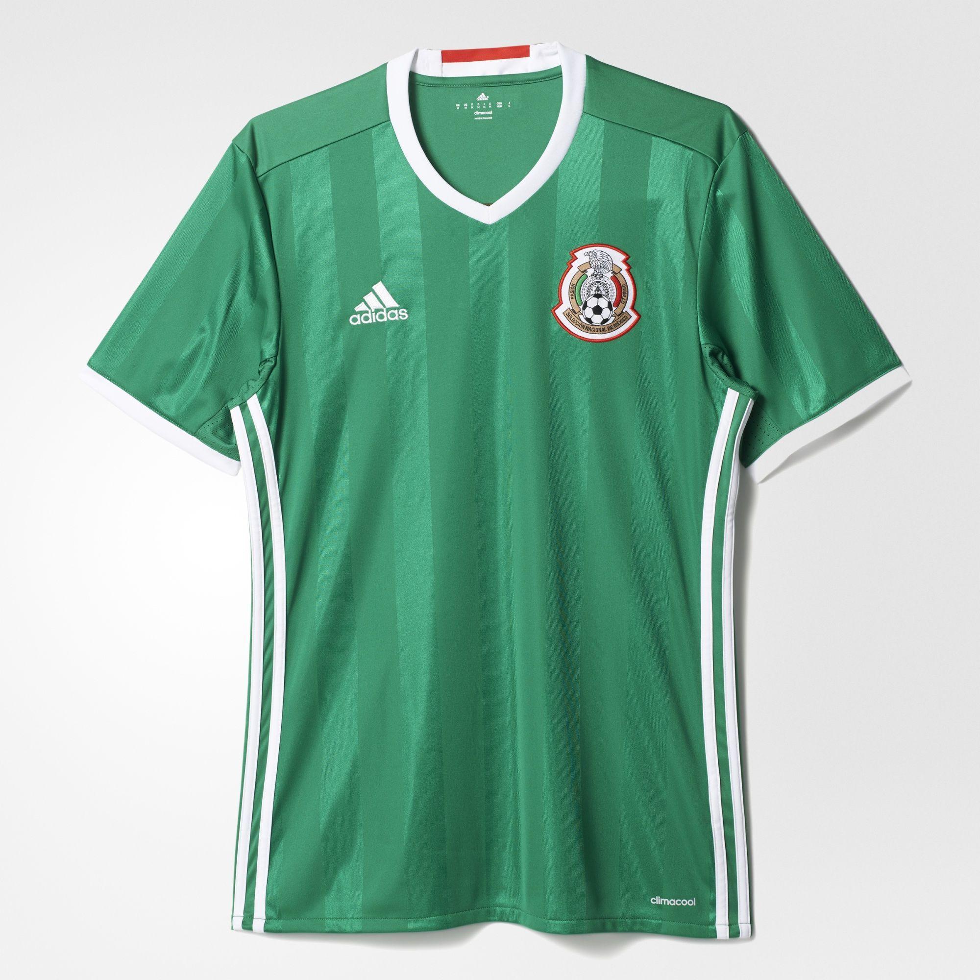 adidas - CAMISETA DE LA SELECCIÓN DE MÉXICO  cd6b21dfa0148