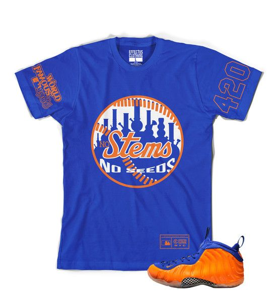 d1118a2a Shirt to match Knick Foamposites   Effectus Clothing Blog   New ...