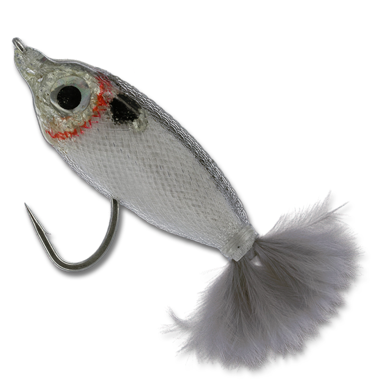 Threadfin Shad - #6 | Fishing | Fly fishing rods, Saltwater