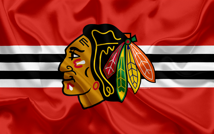 Download Wallpapers Chicago Blackhawks Hockey National Hockey League Nhl Emblem Logo Chicago Illinois Usa Central Division Besthqwallpapers Com Chicago Blackhawks Wallpaper Chicago Blackhawks Hockey Chicago Blackhawks