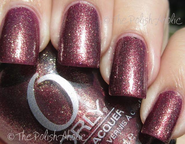 Orly Rock The World Sassy Nails Nail Polish Nail Polish Colors