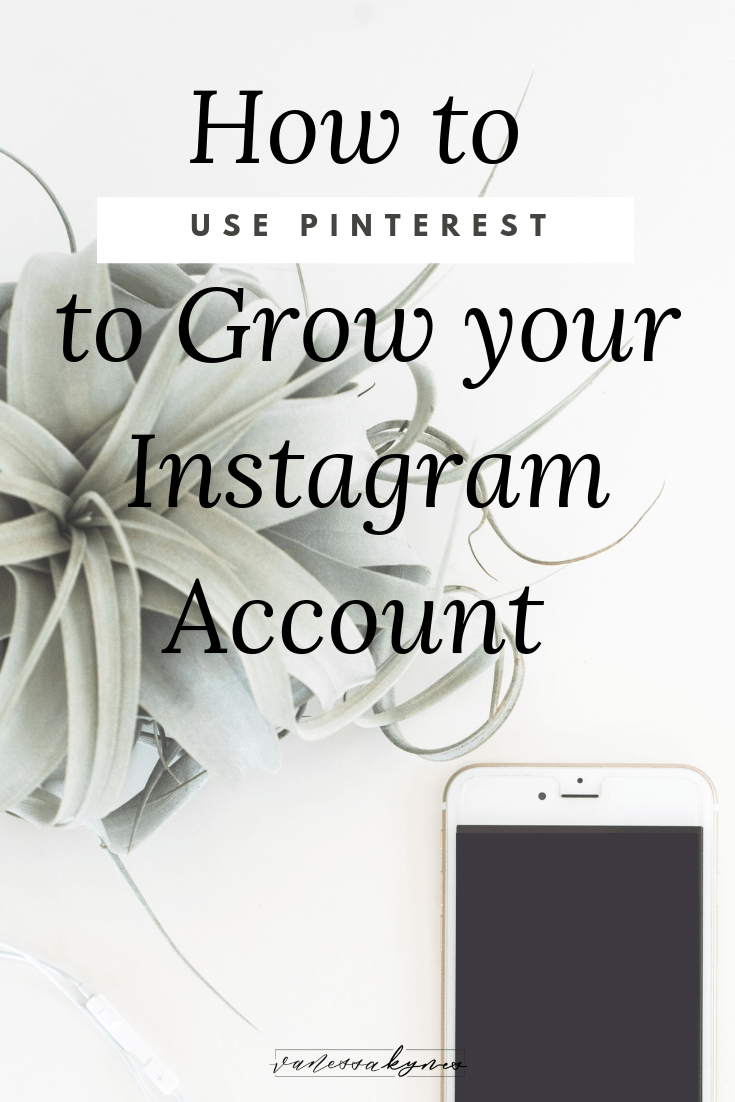 A Surprising Way to Use Pinterest to grow your Instagram Account ...