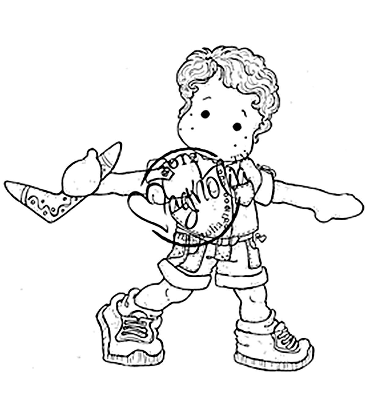 Australia Cling Stamp Edwin With Boomerang Jo Ann Magnolia Stamps Digi Stamps Tampons Magnolia