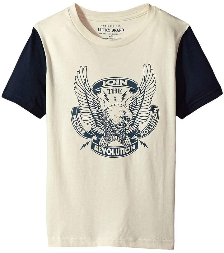 Little Boy/'s Original Lucky Brand T-Shirt