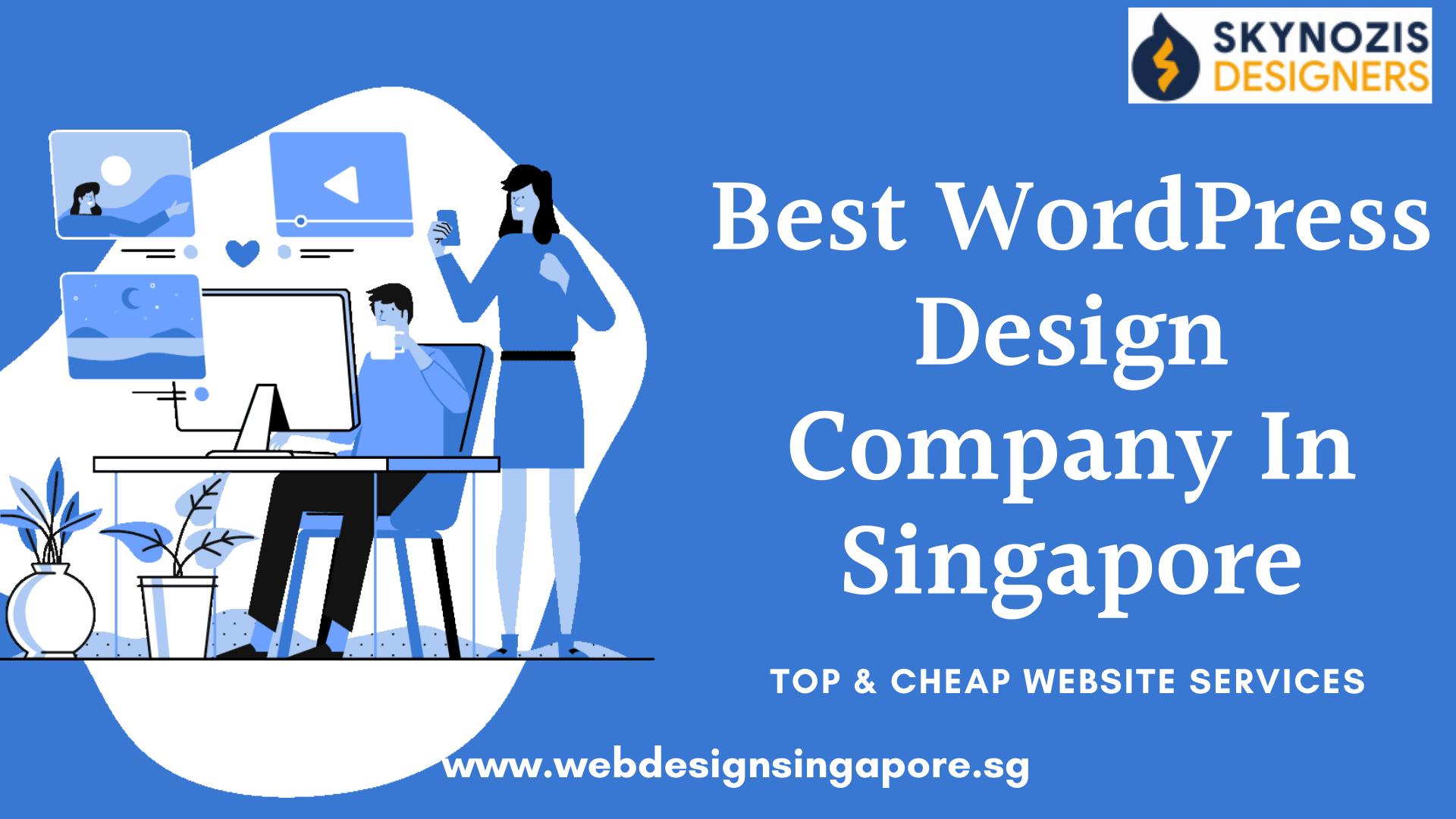 Pin On Wordpress Design Singapore