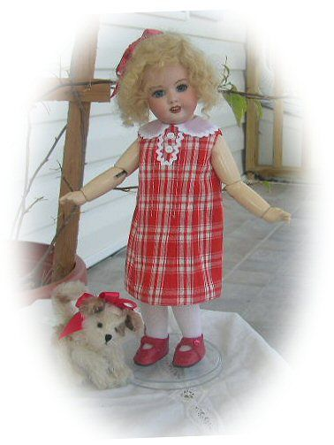 Daisy, Bleuette, Bambino_Autumn Outfits by Dress-a-Doll
