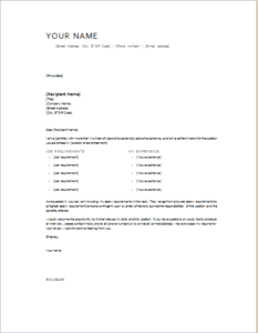 Cover Letter With Salary Requirement Download At HttpWww