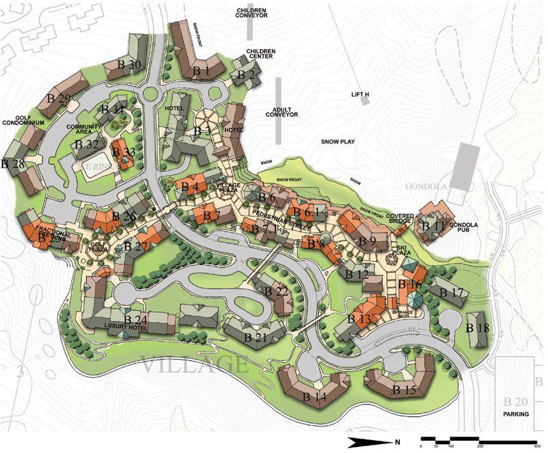 Village Plan Architecture Farming Pinterest Master
