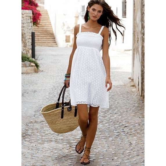 Cotton Summer Sun Dresses