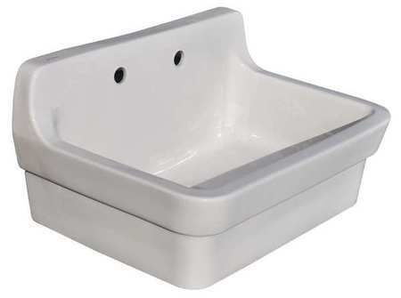 American Standard 9061193 020 Utility Sink Vitreous China 22 In L
