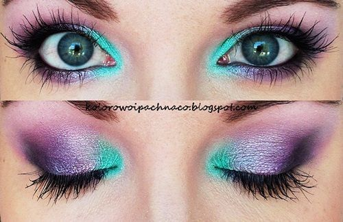 sleek i-divine candy | Sleek Makeup i-Divine Candy Collection, NyX 'Milk', mascara Inveo ...