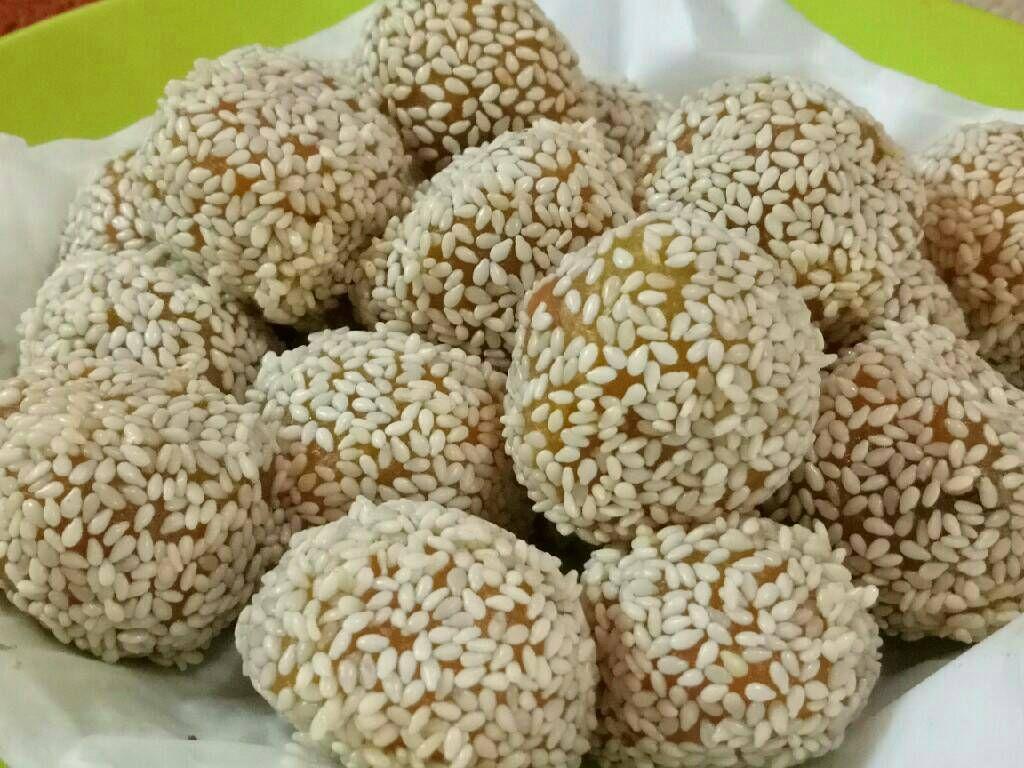 Resep Onde Onde Empuk Oleh Ibu Malka Resep Resep Makanan Kacang