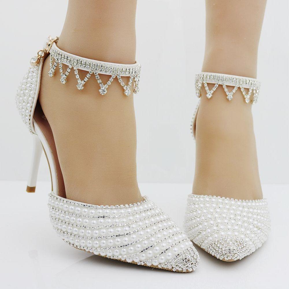 10c767f71 Sapato delicado e fofo | SAPATOS in 2019 | Sapatos de noiva, Sapatos ...