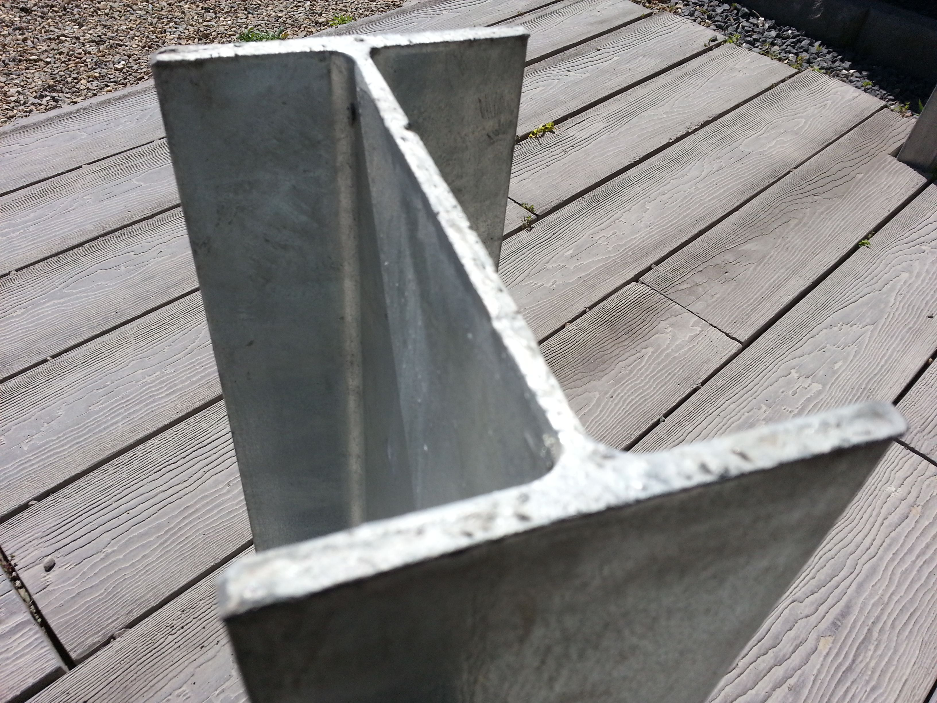 Canberra Steel Posts Retaining Wall Systems H Beam