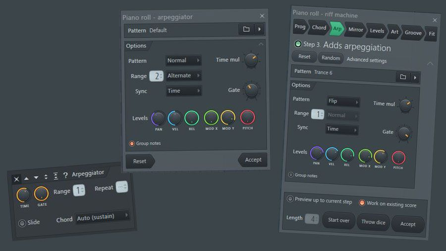 How to Effectively Use the Stock Arpeggiators in FL Studio