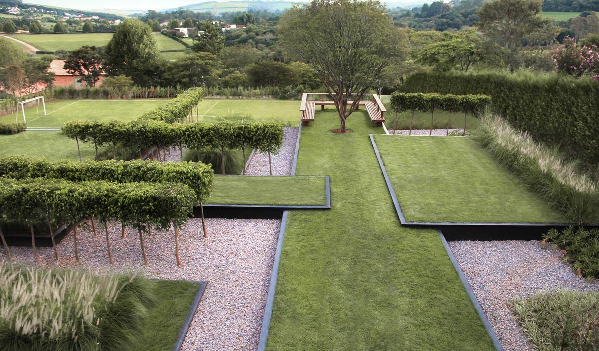 Alex hanazaki paisajismo y jardineria arquitectura for Jardineria al aire libre casa pendiente
