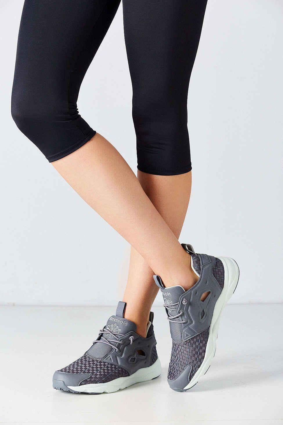 2a8cb71097be61 Reebok Furylite New Woven Sneaker