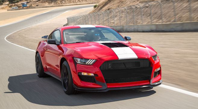 Rendering The 2019 Shelby GT500 | 2015+ Mustang Forum News Blog (S550 GT,