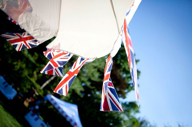 The British Embassy in Washington hosted a garden party on 4 June to celebrate Her Majesty The Queen's Diamond Jubilee.