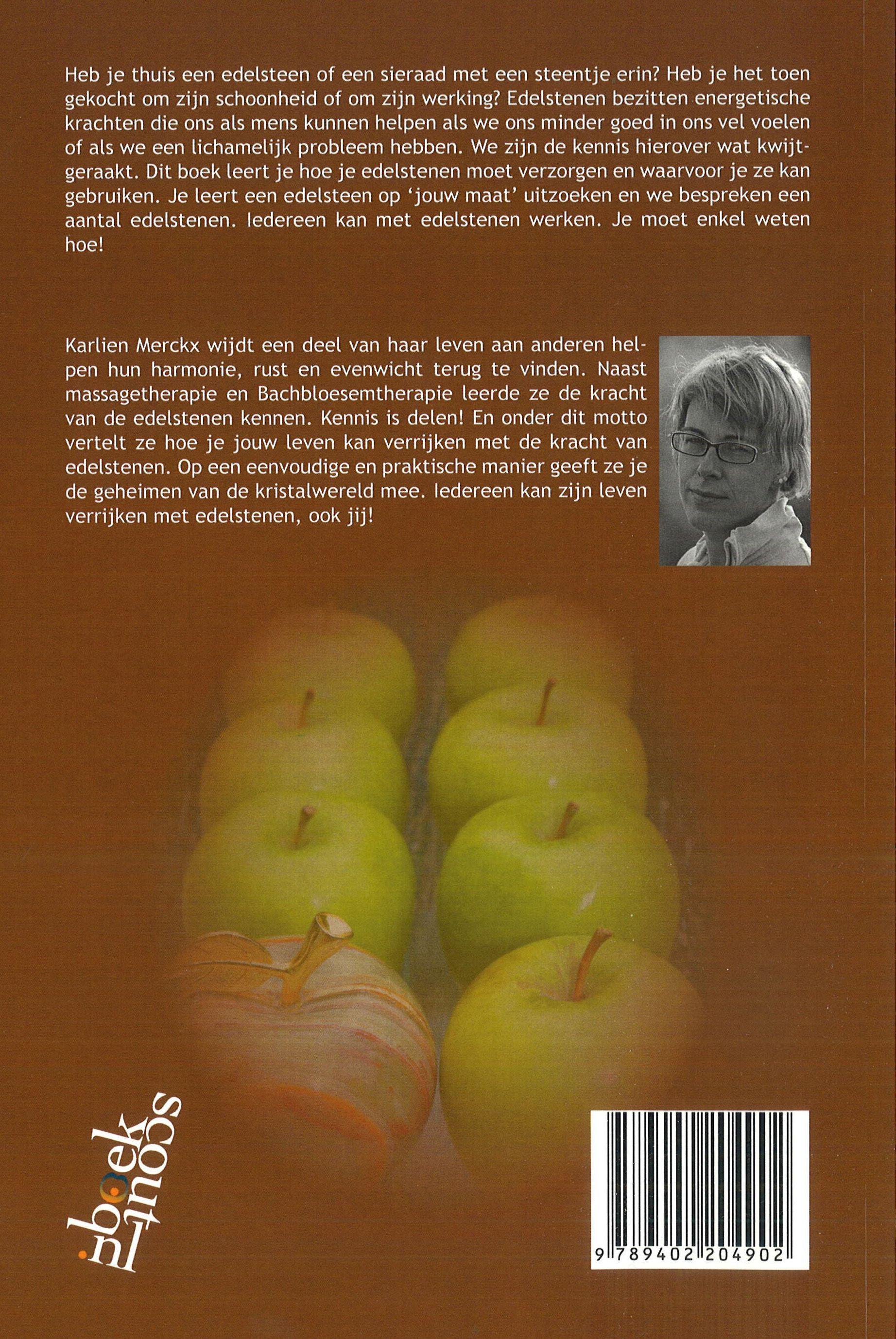 Het boek over edelstenen dat je op een duidelijke manier verheldering brengt in de wondere wereld van Moeder Natuur haar juwelen!