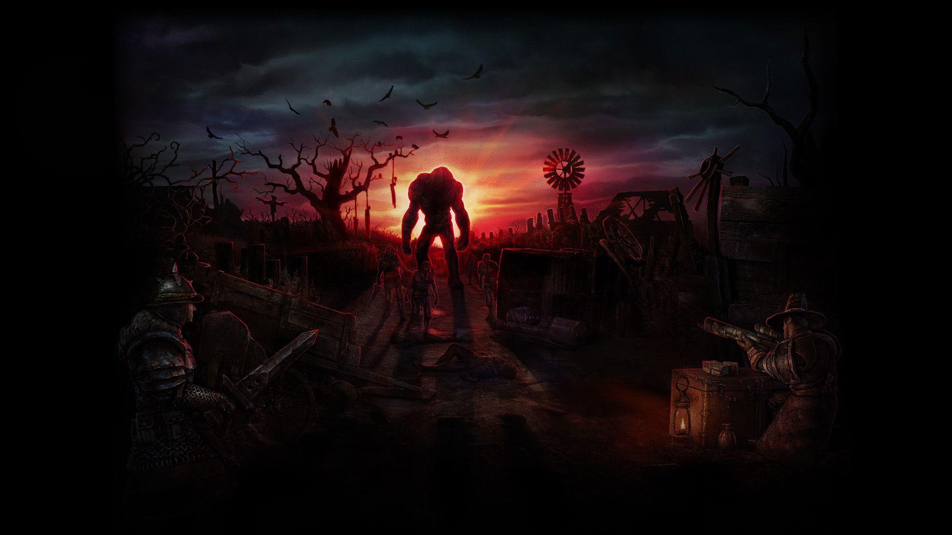 Grim Dawn Video Games Pc Indie Games Indie