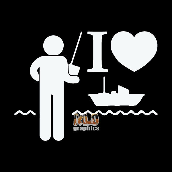 I Heart Remote Boats Vinyl Sticker Hobby Model Rc Sailing Jet - Vinyl stickers for rc boats