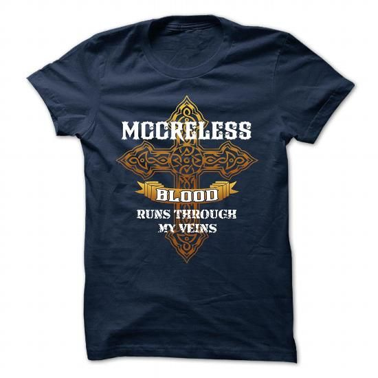 MCCRELESS