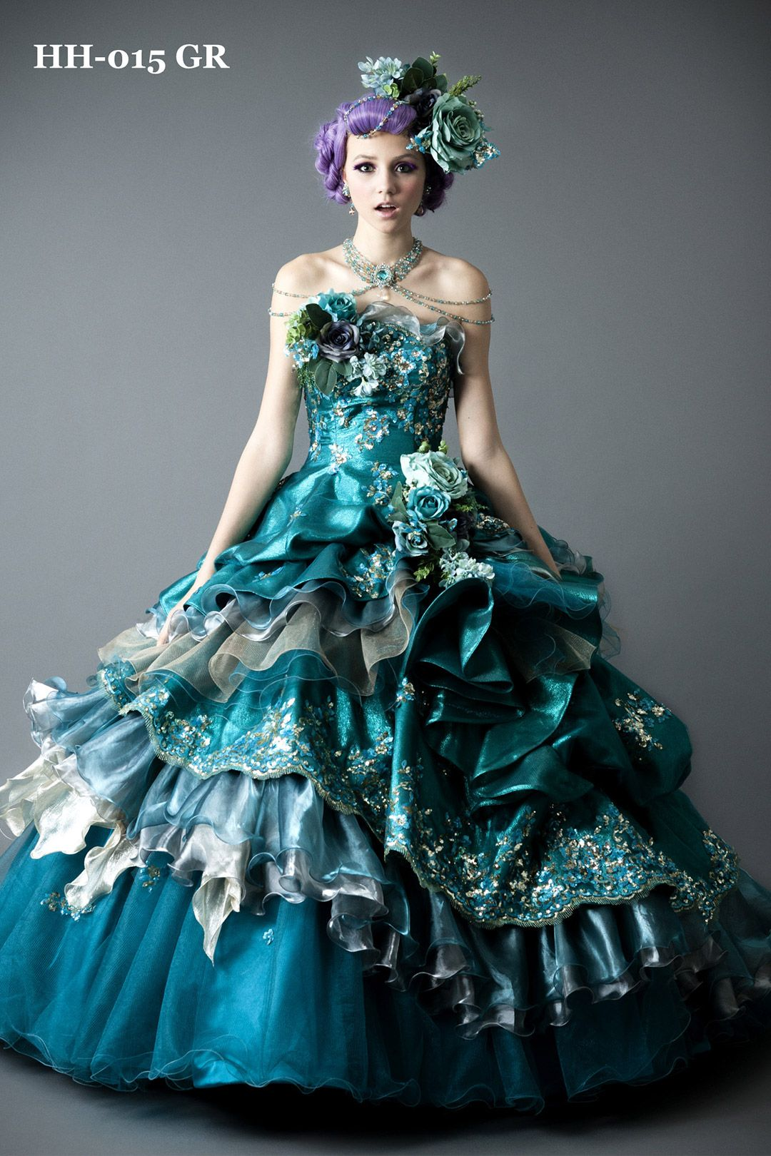 beautiful costume ball gown ballkleid vestido | BALL GOWN ...