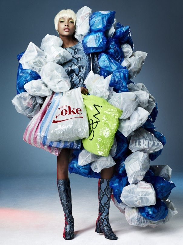 We Want More The Most Overlooked Sustainable Fashion Photography Sustainable Fashion Jourdan Dunn