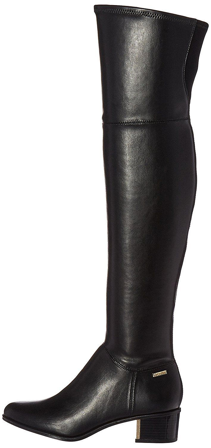 Calvin Klein Women's Carli Water Resistant Over The Knee Boot 6HHWqx2z