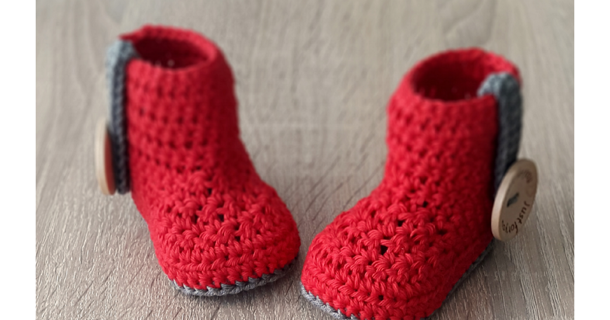 02_HUT\'S_AMORE.pdf | Projects to Try | Pinterest | Zapatitos crochet ...