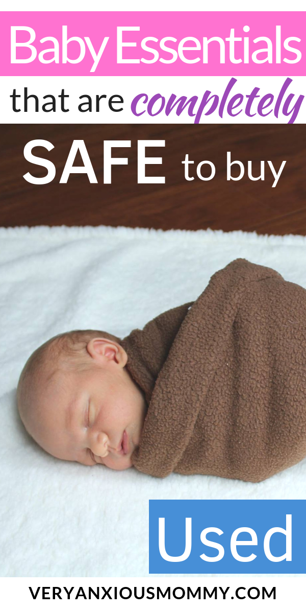 b15065e521 baby essentials that are completely safe to buy used. Baby Gear you should  always buy used. Baby items safe to buy used. Baby stuff