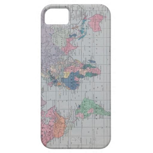 Vintage World Map Iphone Case Promotion And Special Promotion - Cheap vintage maps