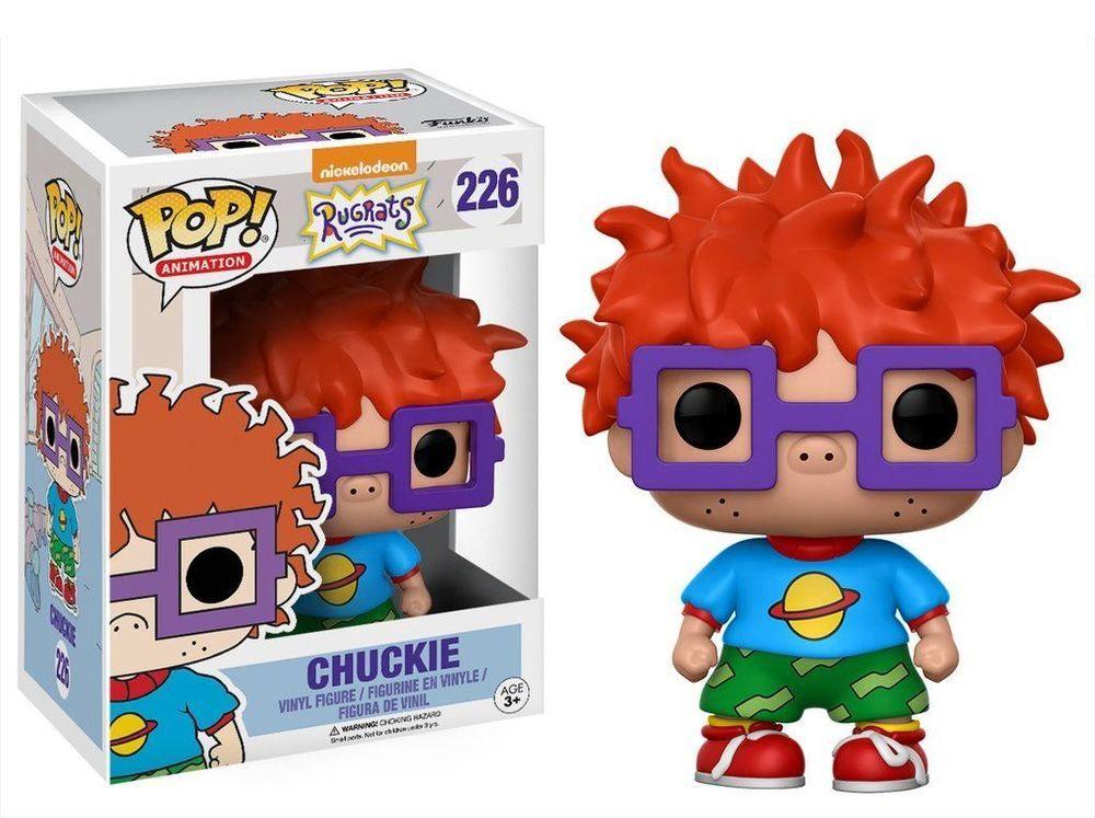 Nickelodeon Rugrats Spike Pop Vinyl Figure FUNKO