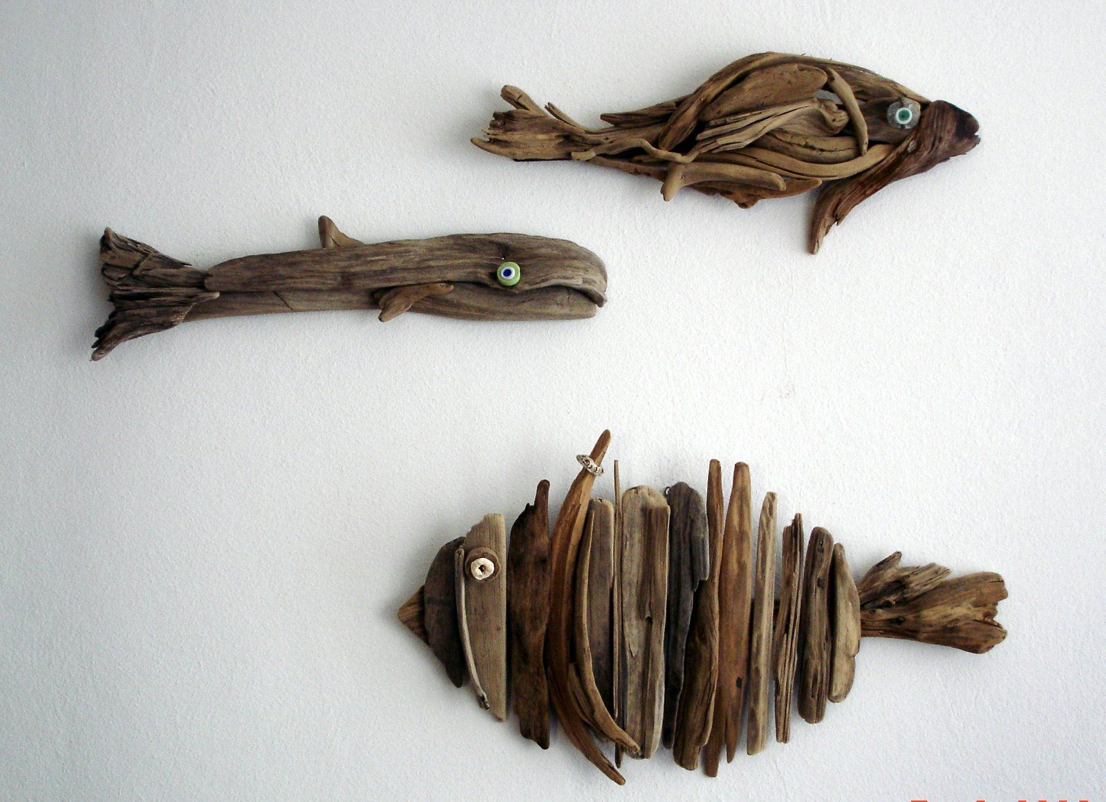 holzfisch basteln und gestalten pinterest fische treibholz und holz. Black Bedroom Furniture Sets. Home Design Ideas