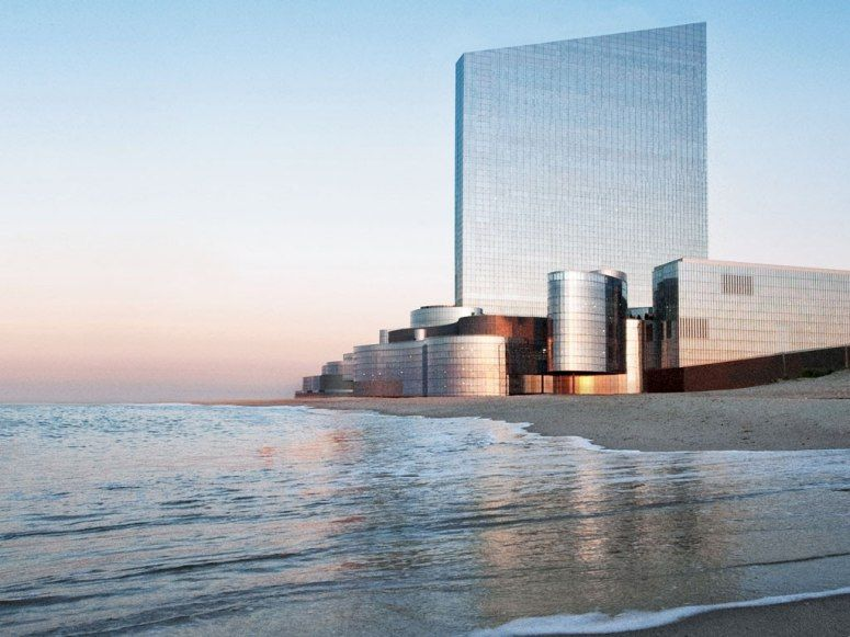 Inside Atlantic City S New Revel Hotel Atlantic City Hotels Ocean Resort Atlantic City