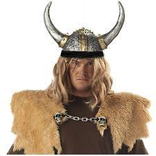 Viking Helmet Costume Accessory Adult Barbarian Hat Halloween ... 2c5f40c2d51