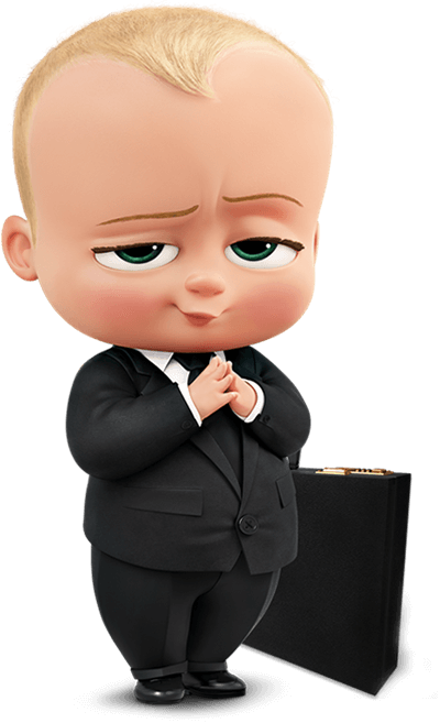 The Boss Baby Character From The Boss Baby Baby Movie