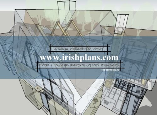 Cool Architecture Design Drawings modern_house_design-in-galway | cool architects designs and house