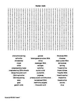 Pin on Biological Chemistry Vocabulary Word Searches for ...