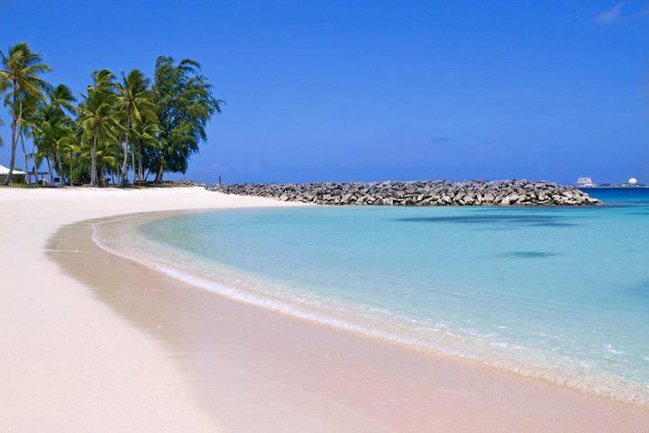 Emon Beach, Kwajalein, Marshall Islands