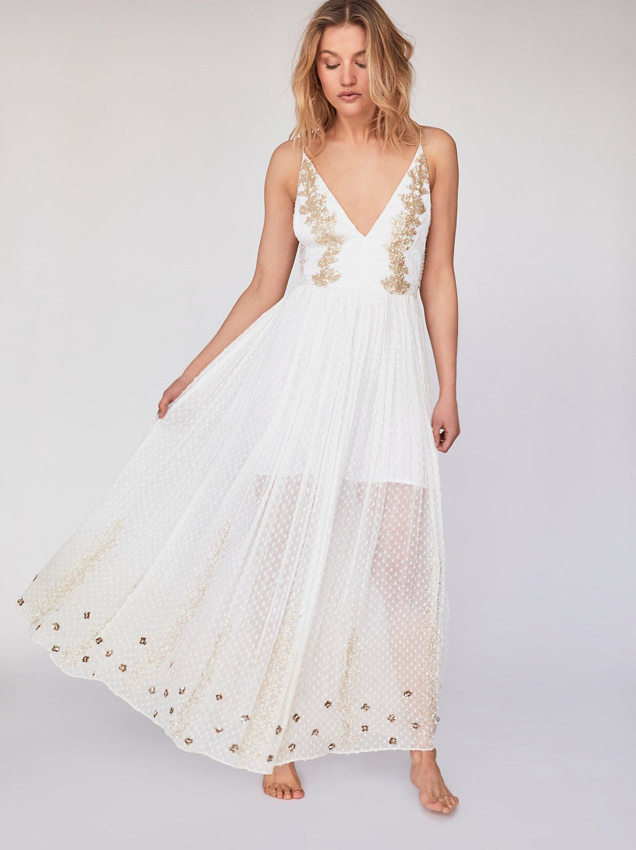 b8722737 So Embellished Maxi Dress in 2019 | FREE PEOPLE DRESSES | Dresses ...