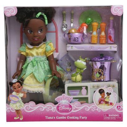 Disney Princess Tiana's Gumbo Cooking Party