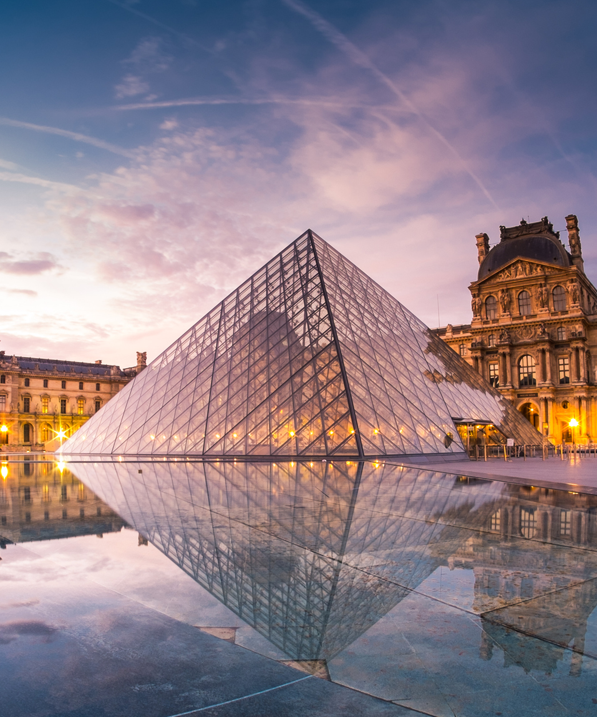 The Louvre Is Closing Its Doors For A Scary Reason  #refinery29