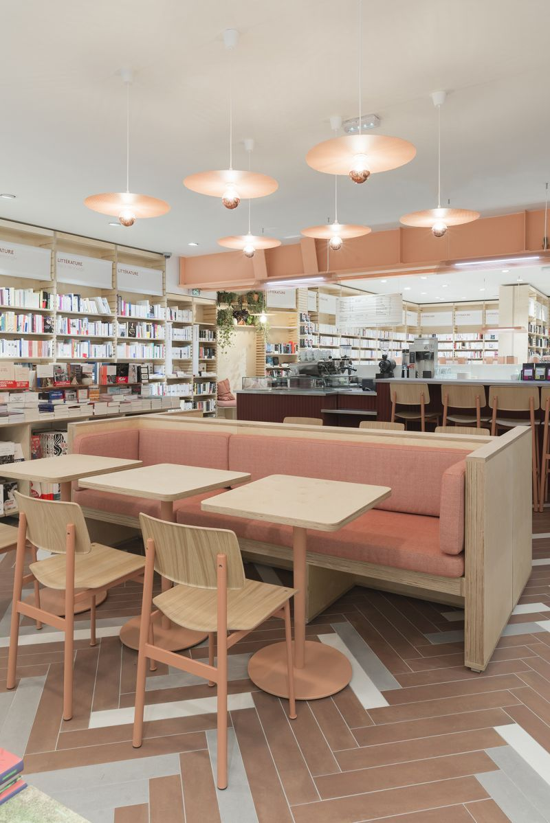 Projects And Case Studies Inspiration Mosa Tiles Study Cafe