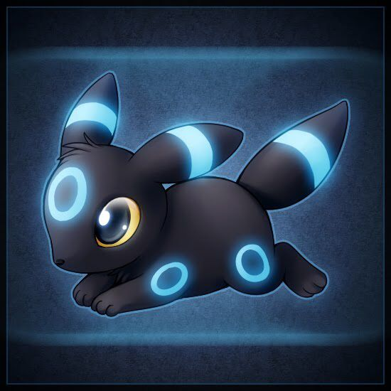 Baby Umbreon Dessin Pokemon Pokemon Dessin