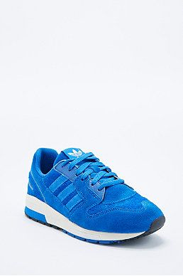 Blue Selling Well Adidas Zx 420 Retro Coffee Shoes